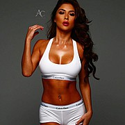 Arianny Celeste model. Photoshoot of model Arianny Celeste demonstrating Fashion Modeling.Fashion Modeling Photo #160242