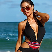 Arianny Celeste model. Photoshoot of model Arianny Celeste demonstrating Fashion Modeling.EyewearFashion Modeling Photo #160243