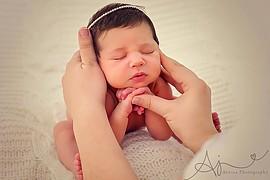 Arnisa Skapi photographer (fotografe). Work by photographer Arnisa Skapi demonstrating Baby Photography.Baby Photography Photo #220737