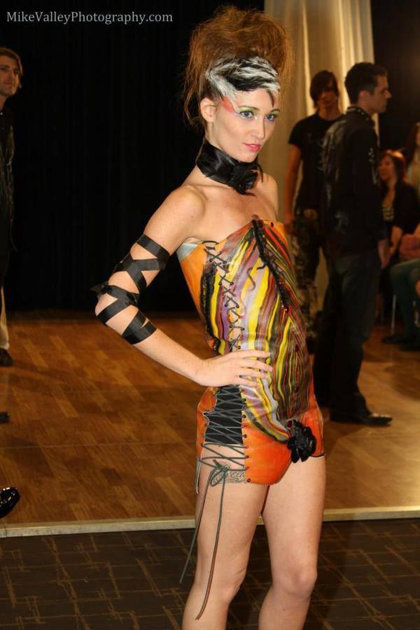 Ashley Brooke Mitchell model (modèle). Photoshoot of model Ashley Brooke Mitchell demonstrating Runway Modeling.Runway Modeling Photo #73211