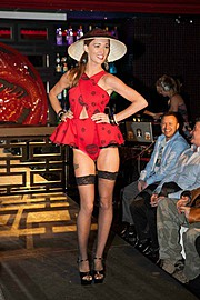Ashley Brooke Mitchell model (modèle). Photoshoot of model Ashley Brooke Mitchell demonstrating Runway Modeling.Runway Modeling Photo #73214