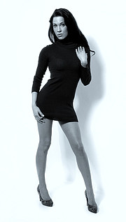 Ashley Rene Miller model. Photoshoot of model Ashley Rene Miller demonstrating Fashion Modeling.Fashion Modeling Photo #109045