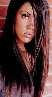Ashley Rene Miller model. Ashley Rene Miller demonstrating Face Modeling, in a photoshoot by Steve Garnett.photographer Steve GarnettFace Modeling Photo #109047
