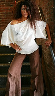 Ashley Rene Miller model. Photoshoot of model Ashley Rene Miller demonstrating Fashion Modeling.Fashion Modeling Photo #109055