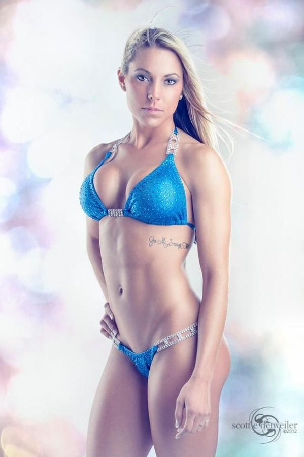 Ashley Sarina Hoffmann Fitness Model