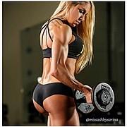 Ashley Sarina Hoffmann fitness model. Photoshoot of model Ashley Sarina Hoffmann demonstrating Commercial Modeling.Commercial Modeling Photo #104685