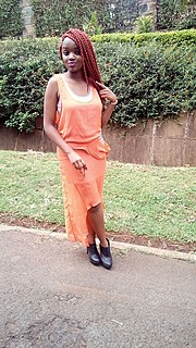 Ashley wanjiku is one girl who is aspiring to be a model.lt has always been my dream.l have no experience but l want to start with.l hope yo