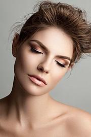 Asif Zaidi makeup artist. Work by makeup artist Asif Zaidi demonstrating Beauty Makeup.Beauty Makeup Photo #40552