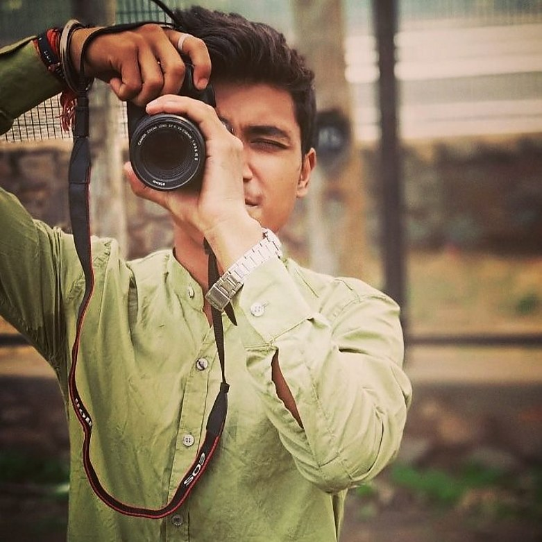 Asmit Bhat Model & Photographer