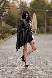 Athanasia Ziogkou model (μοντέλο). Photoshoot of model Athanasia Ziogkou demonstrating Fashion Modeling.Fashion Modeling Photo #226362
