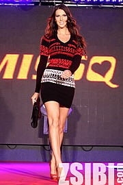Audrey Balogh model. Photoshoot of model Audrey Balogh demonstrating Runway Modeling.Runway Modeling Photo #75768
