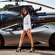Audrey Bouette model (Audrey Bouetté modèle). Photoshoot of model Audrey Bouette demonstrating Commercial Modeling.Commercial Modeling Photo #214731