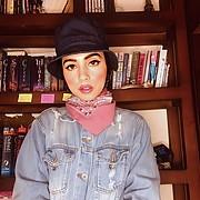 Aya Saleh model. Photoshoot of model Aya Saleh demonstrating Fashion Modeling.Fashion Modeling Photo #220630