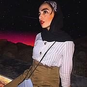 Aya Saleh model. Photoshoot of model Aya Saleh demonstrating Fashion Modeling.Fashion Modeling Photo #220634