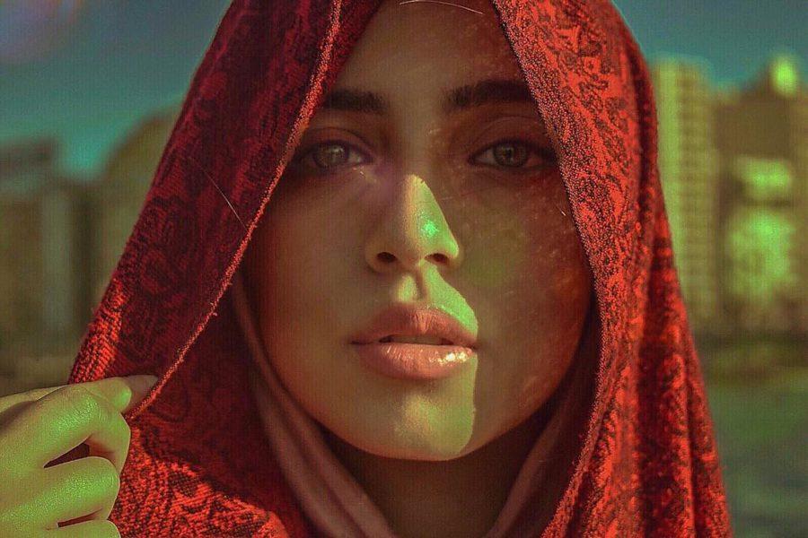 Aya Saleh Model