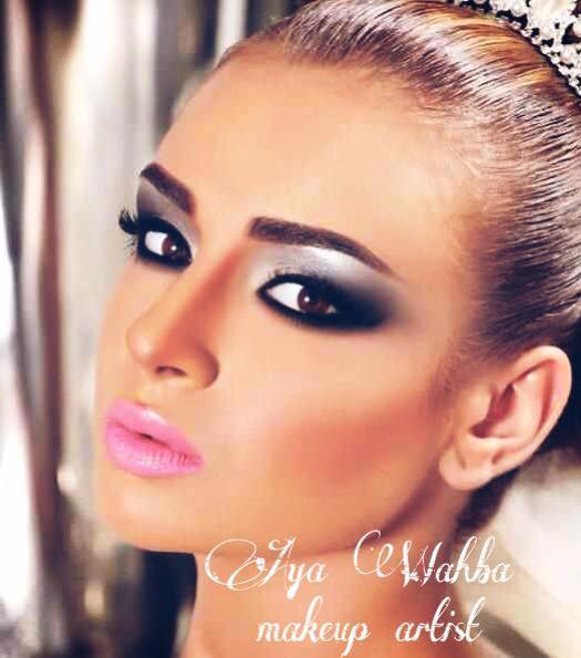 Aya Wahba makeup artist. Work by makeup artist Aya Wahba demonstrating Beauty Makeup.Beauty Makeup Photo #99726