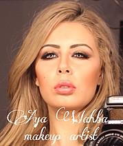 Aya Wahba makeup artist. Work by makeup artist Aya Wahba demonstrating Beauty Makeup.Beauty Makeup Photo #99727