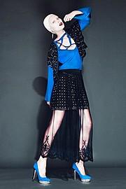 Ayah Melamede Hai Fashion Stylist