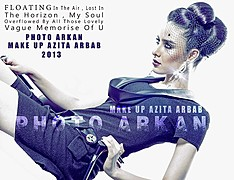 Azita Arbab makeup artist. makeup by makeup artist Azita Arbab. Photo #46804