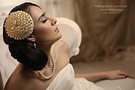 Azita Arbab makeup artist. makeup by makeup artist Azita Arbab. Photo #46807