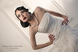 Azita Arbab makeup artist. makeup by makeup artist Azita Arbab. Photo #46809