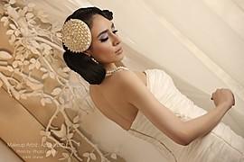 Azita Arbab makeup artist. makeup by makeup artist Azita Arbab. Photo #46812