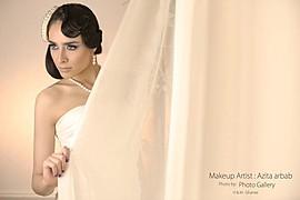 Azita Arbab makeup artist. makeup by makeup artist Azita Arbab. Photo #46826