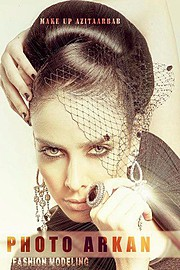 Azita Arbab makeup artist. makeup by makeup artist Azita Arbab. Photo #46834