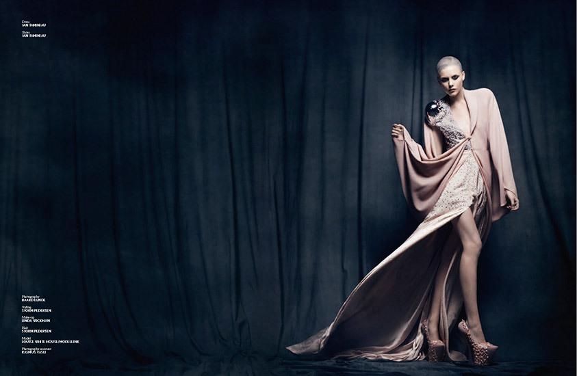 Baard Lunde fashion & beauty photographer. Work by photographer Baard Lunde demonstrating Editorial Photography.Editorial Photography Photo #59161
