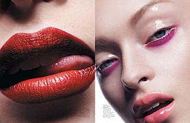 Baard Lunde fashion & beauty photographer. photography by photographer Baard Lunde.Beauty Makeup Photo #59165