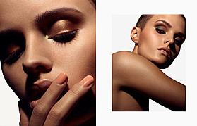 Baard Lunde fashion & beauty photographer. Work by photographer Baard Lunde demonstrating Portrait Photography.Portrait Photography,Beauty Makeup Photo #59170