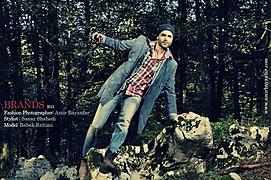 Babak Rahimi model (modello). Photoshoot of model Babak Rahimi demonstrating Fashion Modeling.Fashion Modeling Photo #104324