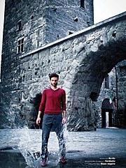 Babak Rahimi model (modello). Photoshoot of model Babak Rahimi demonstrating Editorial Modeling.Editorial Modeling Photo #104326