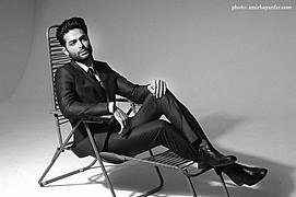 Babak Rahimi model (modello). Photoshoot of model Babak Rahimi demonstrating Fashion Modeling.Fashion Modeling Photo #104337