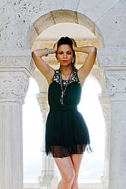 Barbara Bocsi model. Photoshoot of model Barbara Bocsi demonstrating Fashion Modeling.Fashion Modeling Photo #75647