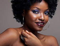 Barbara Onianwah makeup artist. makeup by makeup artist Barbara Onianwah. Photo #68572