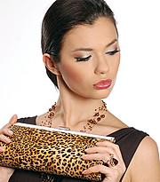 Barbara Tatara model (modelka). Photoshoot of model Barbara Tatara demonstrating Face Modeling.Face Modeling Photo #112510