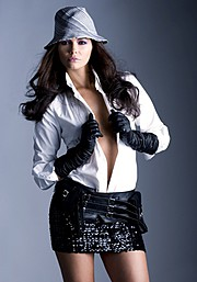 Barbara Tatara model (modelka). Photoshoot of model Barbara Tatara demonstrating Fashion Modeling.Fashion Modeling Photo #112511