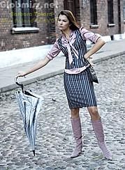 Barbara Tatara model (modelka). Photoshoot of model Barbara Tatara demonstrating Fashion Modeling.Fashion Modeling Photo #112520