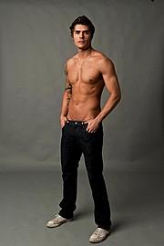 Baris Murat Yagci model. Photoshoot of model Baris Murat Yagci demonstrating Body Modeling.Body Modeling Photo #115218