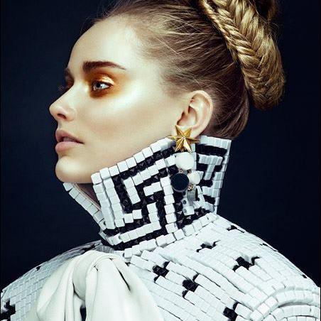 Beagy Zielinski fashion stylist (modestylist). styling by fashion stylist Beagy Zielinski.Braids Photo #46646
