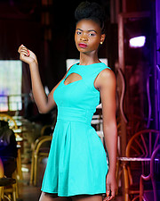Beatrice Otunga model. Photoshoot of model Beatrice Otunga demonstrating Fashion Modeling.Fashion Modeling Photo #217430