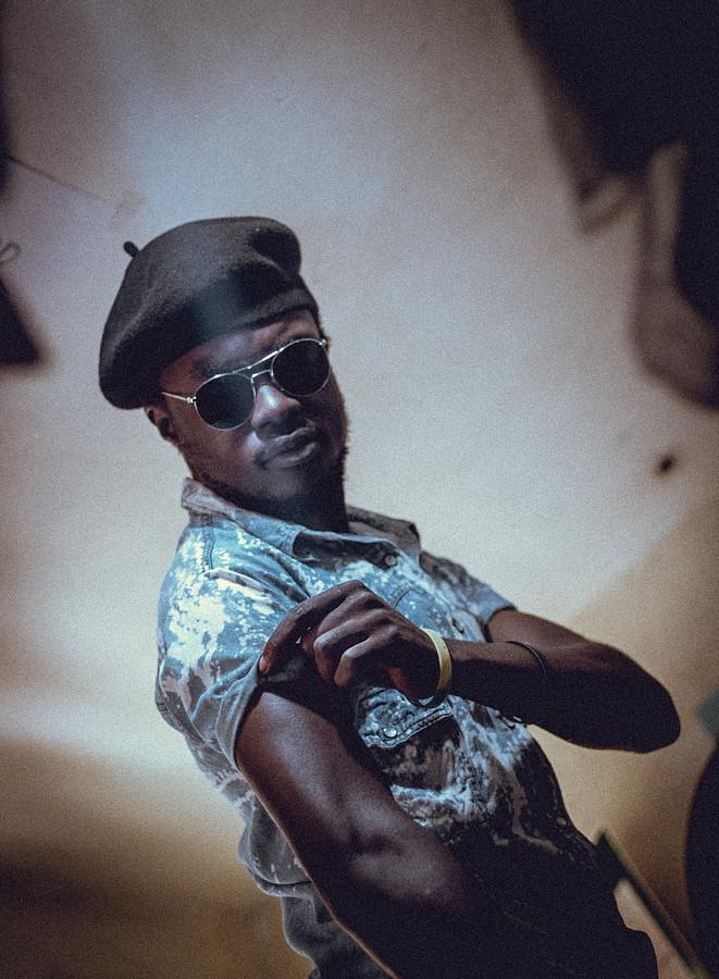 Benard Ogalo model. Photoshoot of model Benard Ogalo demonstrating Fashion Modeling.@sogallo_ (Instagram)Fashion Modeling Photo #224569