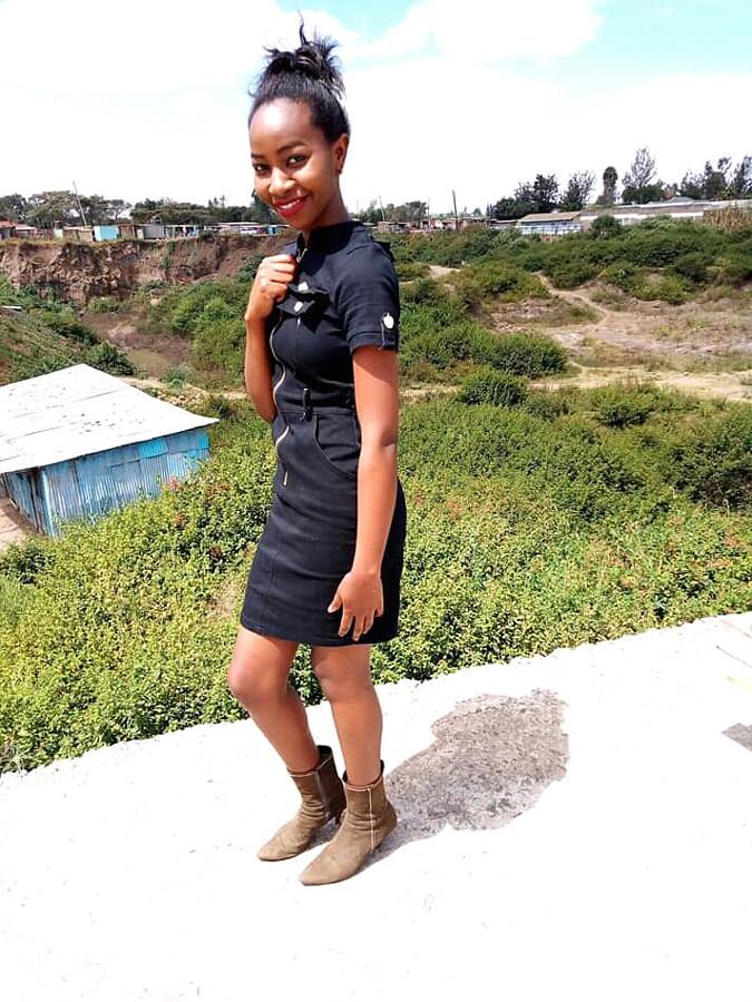Bessylon Mwendwa Model