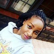 Bessylon Mwendwa model. Photoshoot of model Bessylon Mwendwa demonstrating Face Modeling.Face Modeling Photo #232679
