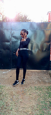 Bessylon Mwendwa model. Photoshoot of model Bessylon Mwendwa demonstrating Fashion Modeling.Fashion Modeling Photo #233769