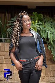 Betty Bongah Model