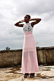 Betty is a Kenyan model, currently based in Mombasa city in Kenya. She is a first timer model and has not been involved in major modeling ev