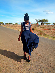 Betty Naseiyo Model