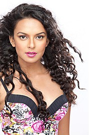 Bidita Bag Model & Actress